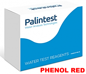 Tabletki Phenol Red Palintest Ph