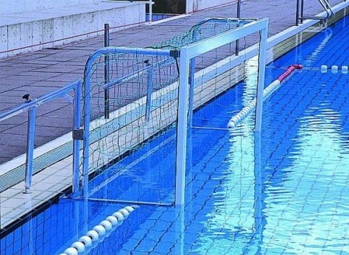 BRAMKI DO WATERPOLO ALUMINIUM E10061 E10794 E10987