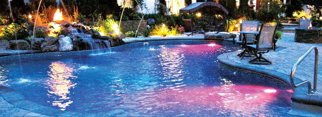 żarówki basenowe led Diamond Plus RGB
