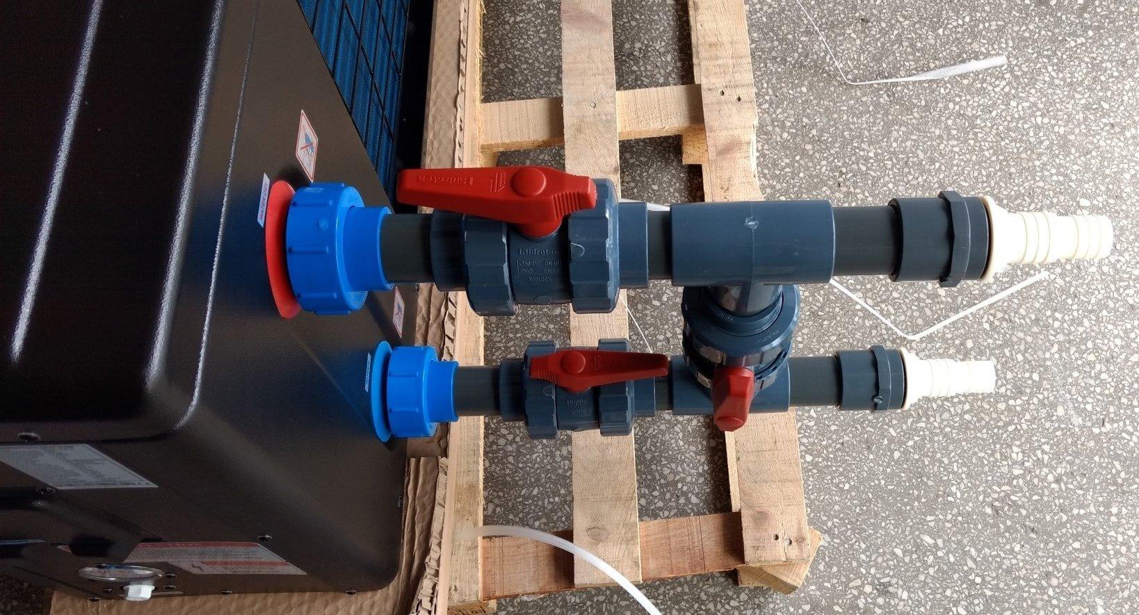 Jak podłączyć pompę ciepła bypass (3)